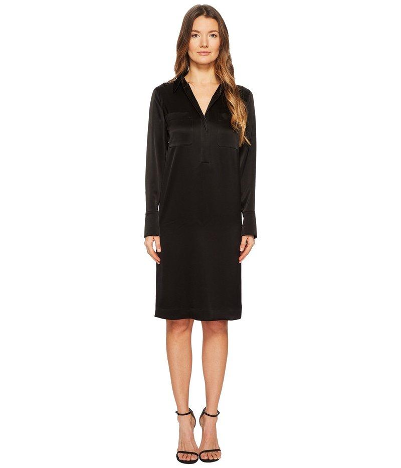 エスカーダ レディース ワンピース トップス Dvinav Long Sleeve Dress Black