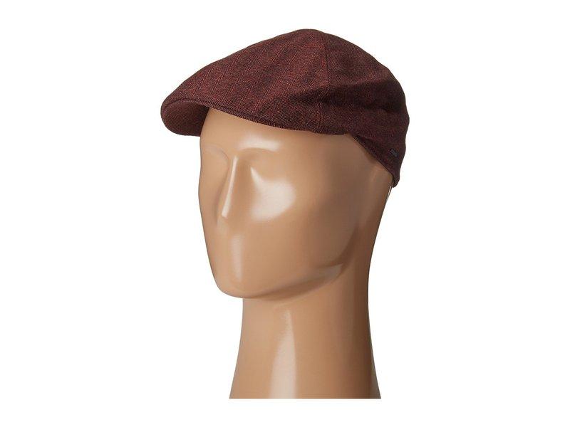 ベーリー オブ ハリウッド メンズ 帽子 アクセサリー Waddell Scarlet