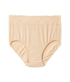 ジョッキー レディース パンツ アンダーウェア No Panty Line Promise Tactel 3-Pack Full Rise Lace Brief Light 3-Pack