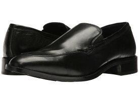 コールハーン メンズ スリッポン・ローファー シューズ Lenox Hill Venetian Black Nappa Leather