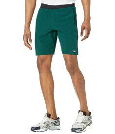 リーボック メンズ ハーフパンツ・ショーツ ボトムス One Series Training Shorts Forest Green