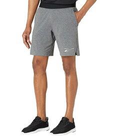 リーボック メンズ ハーフパンツ・ショーツ ボトムス Training Essentials Shorts Black