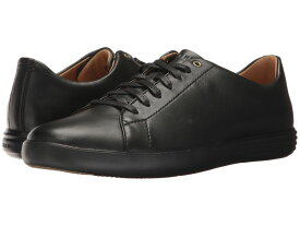 コールハーン メンズ スニーカー シューズ Grand Crosscourt II Black Leather/Black