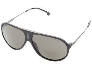 カレーナ レディース サングラス・アイウェア アクセサリー Hot 65 Matte Black/Polarized Gray