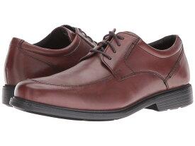 ロックポート メンズ オックスフォード シューズ Charles Road Apron Toe Oxford Tan II Leather