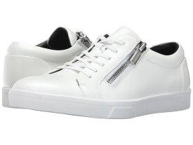カルバンクライン メンズ スニーカー シューズ Ibrahim White Box Leather
