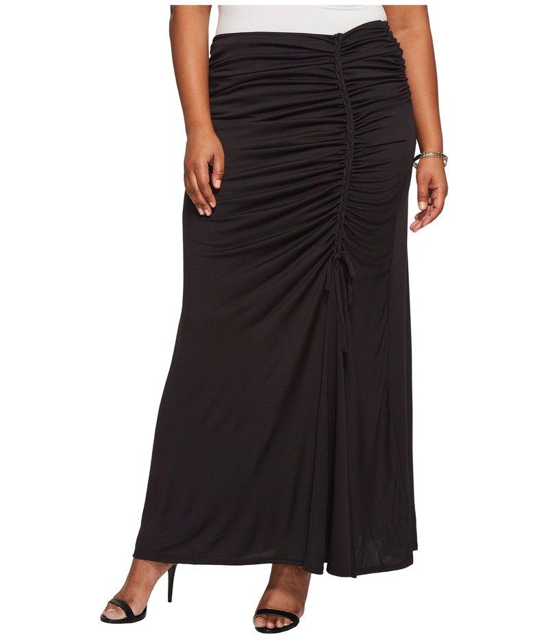 キヨナ レディース スカート ボトムス Mermaid Maxi Skirt Black Noir