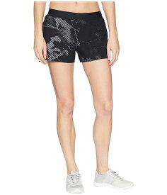 """アシックス レディース ハーフパンツ・ショーツ ボトムス Legends 3.5"""" Woven Shorts Shadow Performance Black"""
