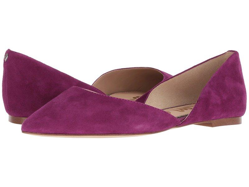 サムエデルマン レディース サンダル シューズ Rodney Purple Plum Gatsby Floral Jacquard