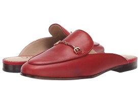 サムエデルマン レディース スリッポン・ローファー シューズ Linnie Deep Red Bally Premium Leather