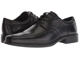 エコー メンズ オックスフォード シューズ Minneapolis Apron Tie Black Leather