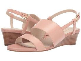 コールハーン レディース ヒール シューズ Annabel Grand Wedge Sandal Dusty Pink