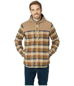 マーモット メンズ コート アウター Silos Heavyweight Flannel Long Sleeve Desert Khaki/Dark Khaki