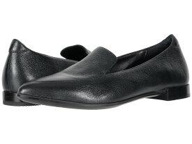 エコー レディース スリッポン・ローファー シューズ Shape Pointy Ballerina II Black Cow Leather