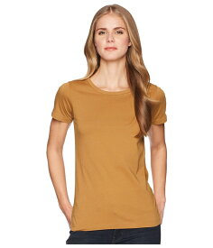 フィルソン レディース シャツ トップス Whidbey Scoop Neck T-Shirt Caramel