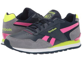 リーボック レディース スニーカー シューズ Cl Harman Run LTCL Us-Grey/Navy/Yellow/Pink/White