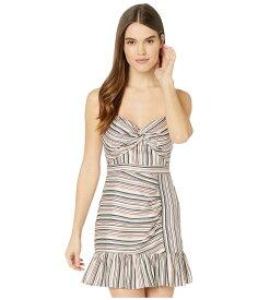パーカー レディース ワンピース トップス Risa Dress Mini Hudson Stripe