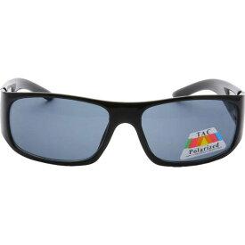エスダブリュグローバル メンズ サングラス・アイウェア アクセサリー Sporty Square Framed UV400 Sunglasses Black Black