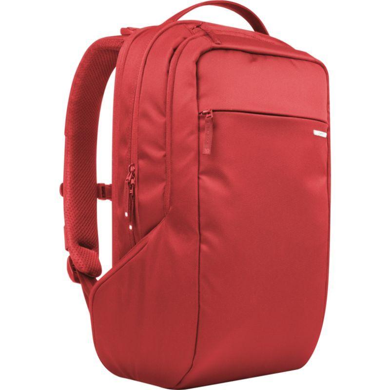 インケース メンズ スーツケース バッグ Icon Backpack Red