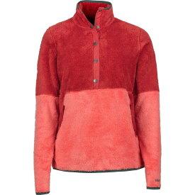 マーモット レディース ジャケット・ブルゾン アウター Womens Lariat LS Shirt XS - Desert Red/Living Coral