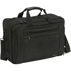 サムソナイト メンズ スーツケース バッグ Classic Three Gusset Lg Toploader Black