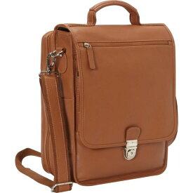 ベリノ メンズ スーツケース バッグ The Reporter Briefcase Tan