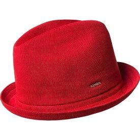 カンゴール メンズ 帽子 アクセサリー Tropic Player Hat S - Scarlet