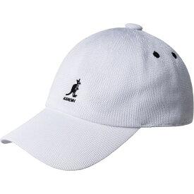 カンゴール メンズ 帽子 アクセサリー Tropic Adj Spacecap One Size - White