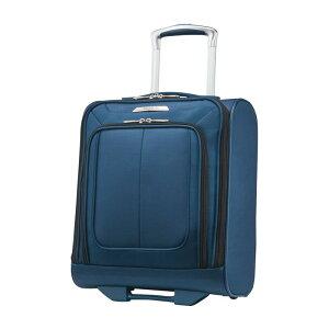 サムソナイト メンズ スーツケース バッグ SoLyte DLX Underseat Wheeled Carry-On with USB Port Mediterranean Blue