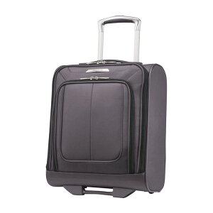 サムソナイト メンズ スーツケース バッグ SoLyte DLX Underseat Wheeled Carry-On with USB Port Mineral Grey