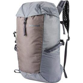 マーモット メンズ バックパック・リュックサック バッグ Kompressor Packable Backpack Cinder/Slate Grey