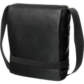 モレスキン メンズ ショルダーバッグ バッグ Classic Reporter Bag Black