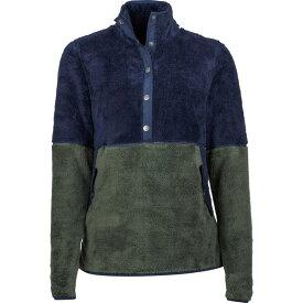 マーモット レディース ジャケット・ブルゾン アウター Womens Lariat LS Shirt XS - Arctic Navy/Crocodile