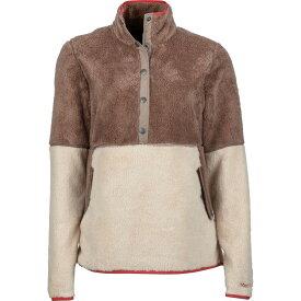 マーモット レディース ジャケット・ブルゾン アウター Womens Lariat LS Shirt XS - Cappuccino/Oatmeal