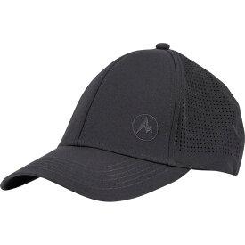 マーモット メンズ 帽子 アクセサリー Lasers Cap One Size - Black