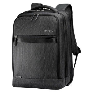 サムソナイト メンズ スーツケース バッグ SXK Prime Expandable Laptop Backpack with RFID Black/Silver