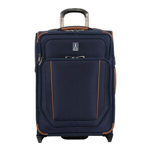 トラベルプロ メンズ スーツケース バッグ Crew Versapack Max Carry-On Expandable Rollaboard Patriot Blue