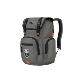 ハイシエラ メンズ スーツケース バッグ Life Is Good Emmett 2.0 Laptop Backpack Slate Grey/Black