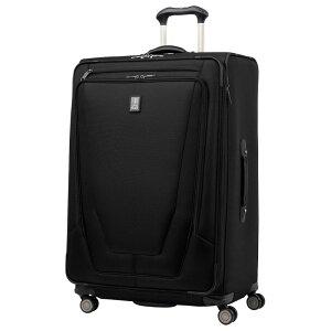 トラベルプロ メンズ スーツケース バッグ Crew 11 29 Expandable Spinner Black