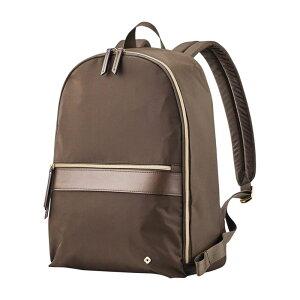 サムソナイト メンズ スーツケース バッグ Mobile Solution Essential Laptop Backpack Caper Green