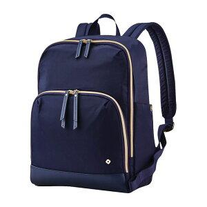 サムソナイト メンズ スーツケース バッグ Mobile Solution Classic Laptop Backpack Navy