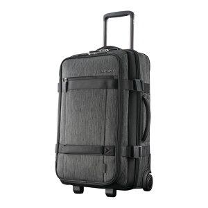 サムソナイト メンズ スーツケース バッグ SXK Wheeled Duffle Black/Silver