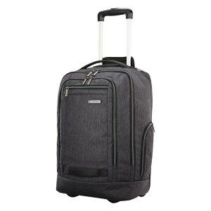 サムソナイト メンズ スーツケース バッグ Modern Utility Convertible Wheeled Backpack Charcoal Heather