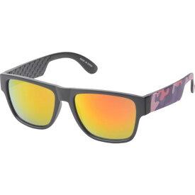 エスダブリュグローバル メンズ サングラス・アイウェア アクセサリー Bryson Square Fashion Sunglasses Pink-Orange