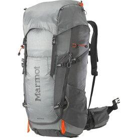 マーモット メンズ バックパック・リュックサック バッグ Graviton 38 Hiking Pack Steel/Cinder