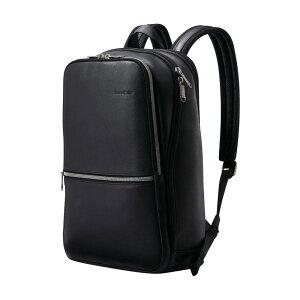 サムソナイト メンズ スーツケース バッグ Slim Laptop Backpack Black