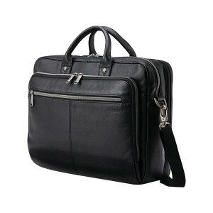 サムソナイト メンズ スーツケース バッグ Toploader Brief Black