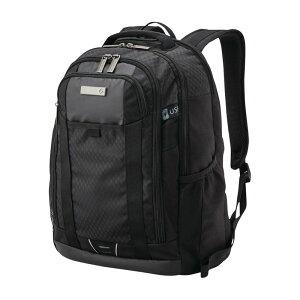 サムソナイト メンズ スーツケース バッグ Fullpack Laptop Backpack Black