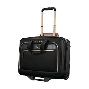 サムソナイト メンズ スーツケース バッグ Mobile Solution UR Wheeled Mobile Office Black