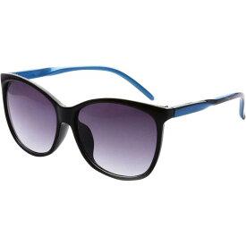 エスダブリュグローバル メンズ サングラス・アイウェア アクセサリー Addison Full Frame Retro Square UV400 Sunglasses Black blue